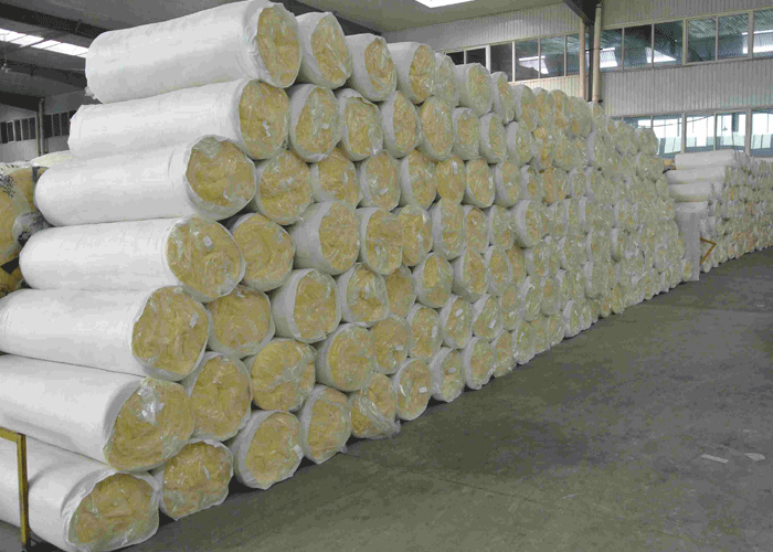 Glass-Wool-Insulation-Rolls