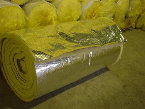 U-Tone-FSK-Glass-Wool-Insulation