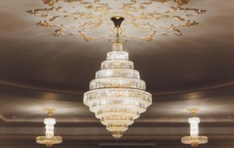 5 ways to revamp your false ceilings